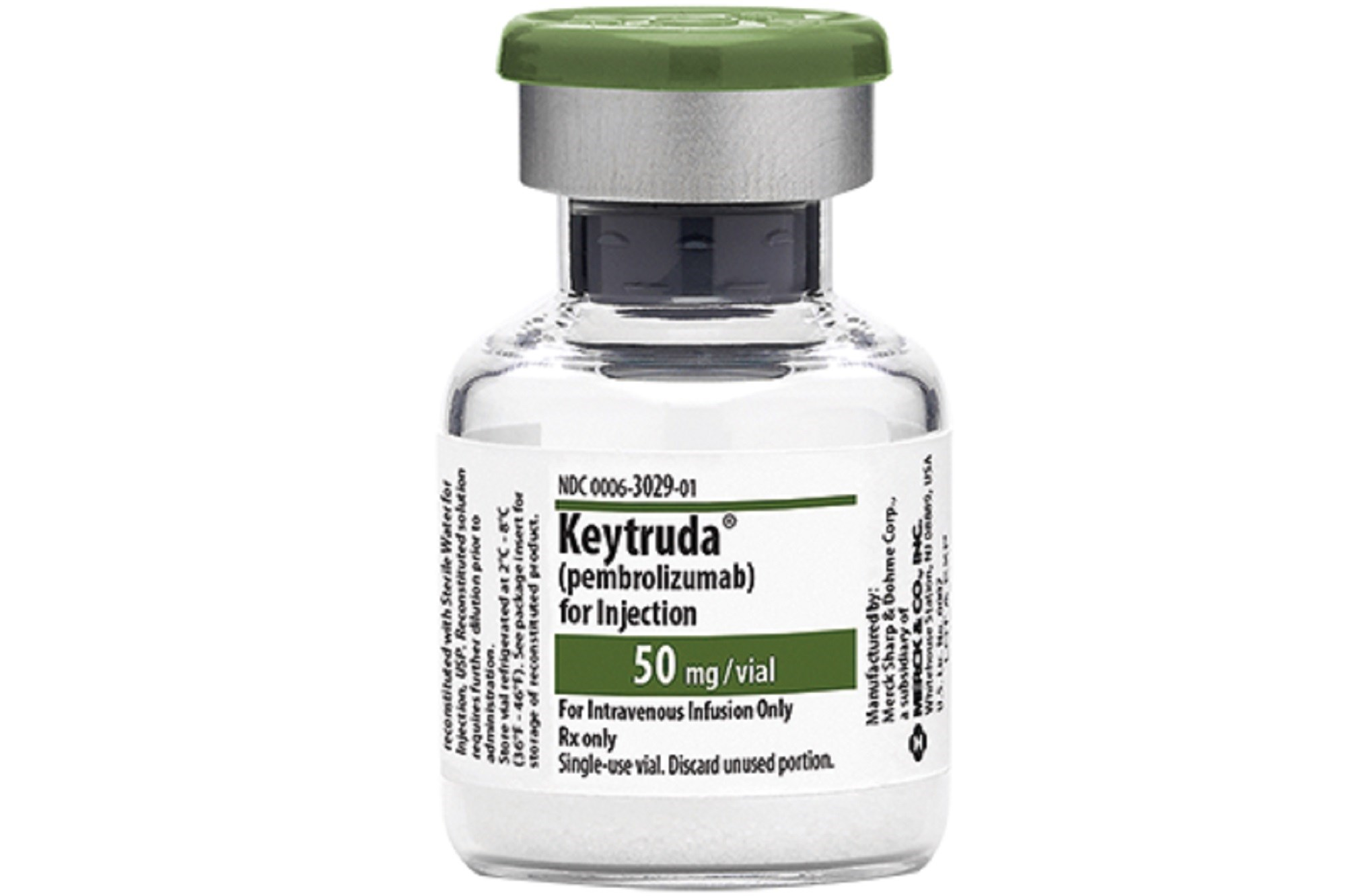 Keytruda Gets FDA Approval for Hepatocellular Carcinoma